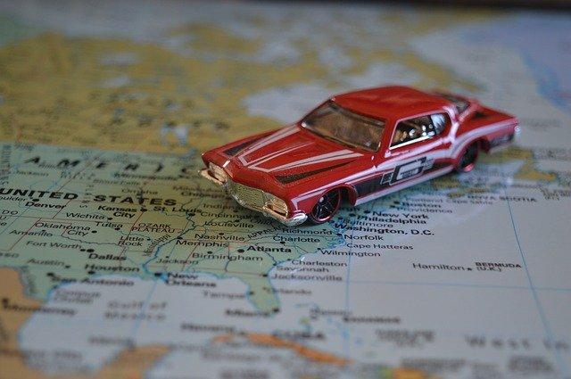 ② 国際免許で運転できる国とは【ジュネーブ条約加盟国以外も一部OK】